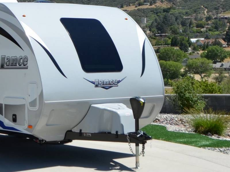 Lance 2285 Travel Trailer - A dual entry layout, provides a great ...