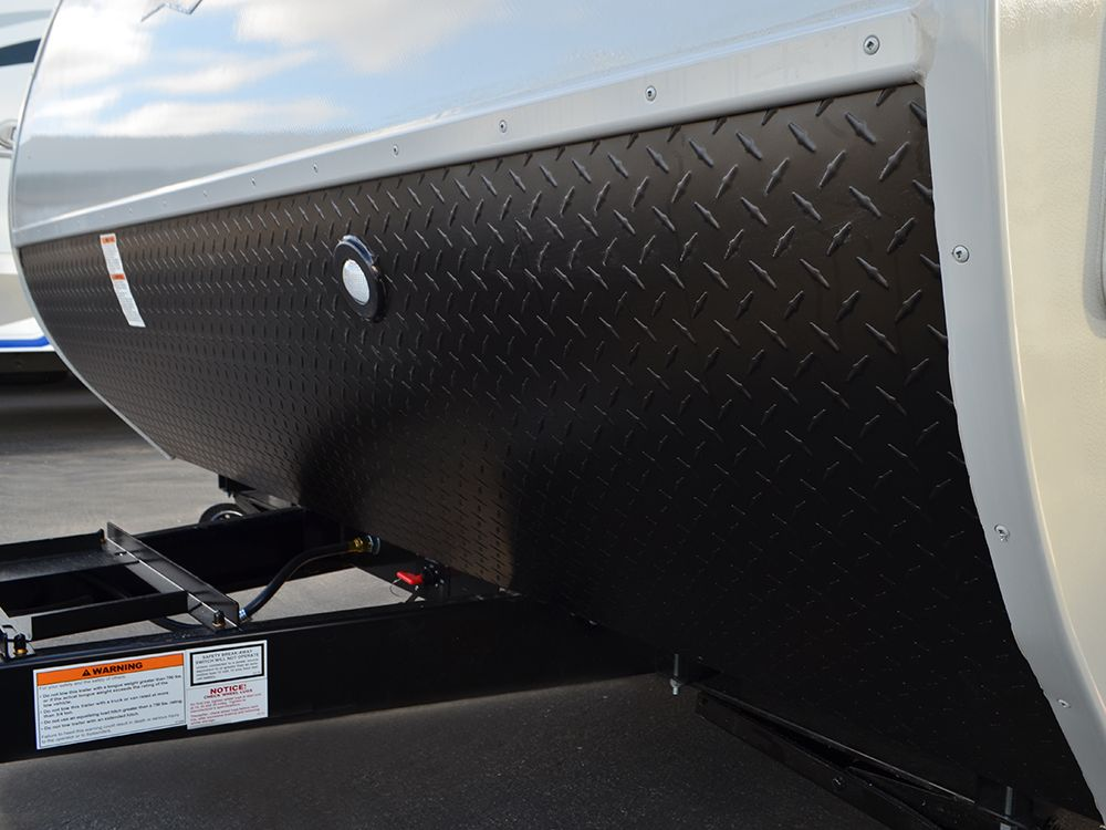 lance  travel trailer super   dry weight small    big