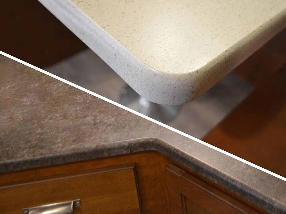 Lightweight Countertops lance 650 truck camper - half ton owners rejoice!
