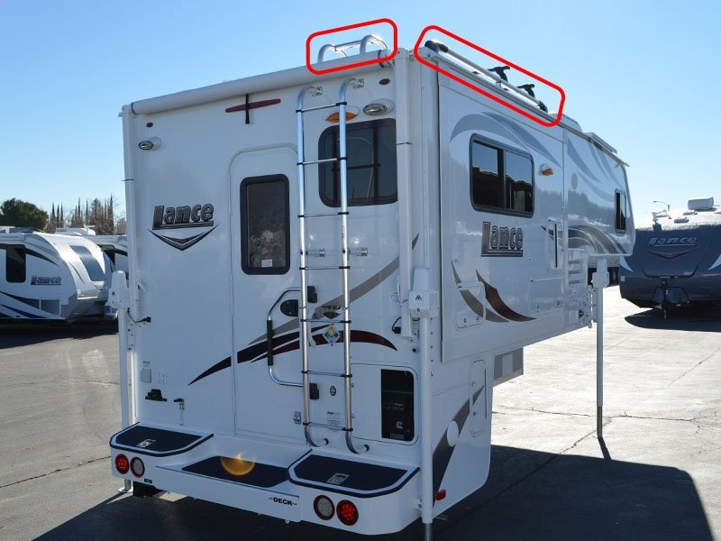 Lance 825 Truck Camper It S No Wonder That The 825 Is