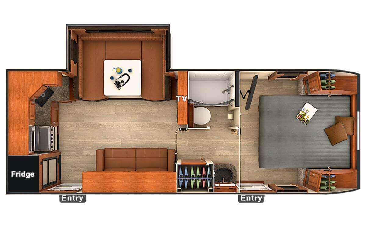 lance 2285 travel trailer a dual entry layout provides lance 2295 floor plan modern home design and decorating ideas