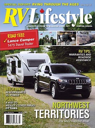 1475 Trailer Life Magazine. Lance 1475 Travel Trailer   Simplification     Identify what is