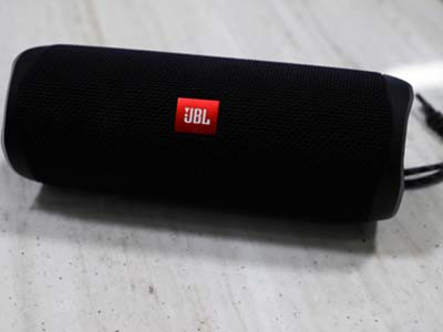 JBL Aura wall mount stereo, sub-woofer and Bluetooth speaker