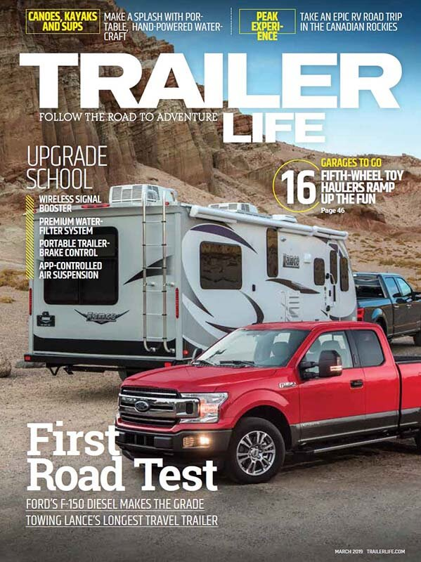 Trailer Life: 2465 Product Review Cover Story Reprint