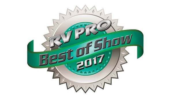 RVPro Best of Show Lance 2375 Brings Home The Hardware!