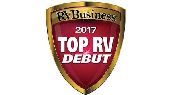 RV Business 2017 Top Debut Lance 2375 Brings Home The Hardware!