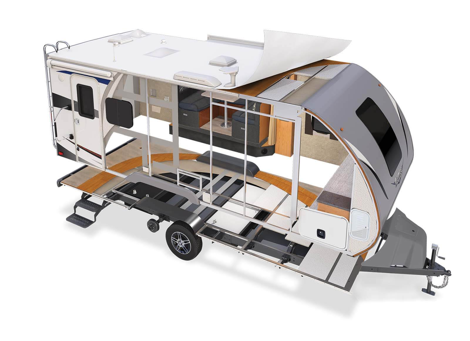 Lance Design & Construction | Legendary Quality Sets Lance Camper ...