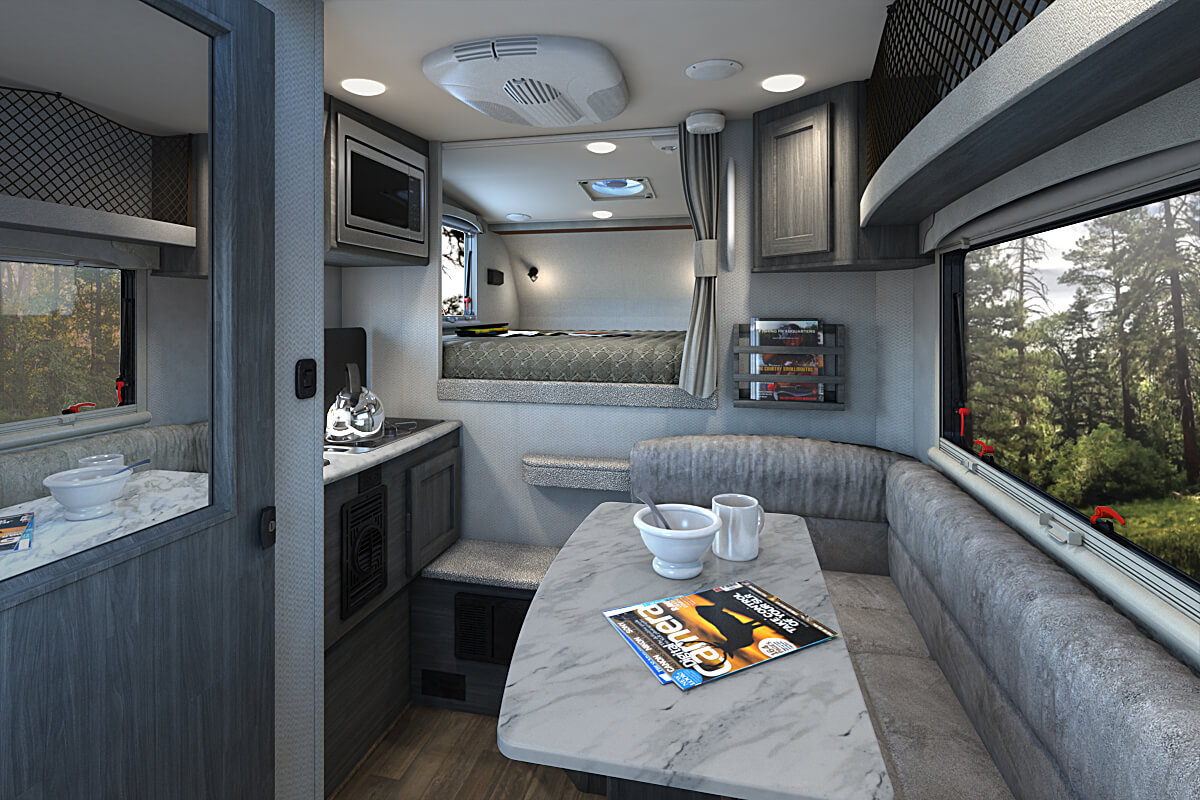 Gallery Lance 650 Truck Camper Half Ton Owners Rejoice