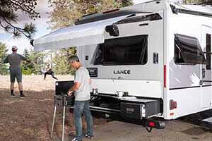 Lance Camper Truck Campers And Travel Trailers