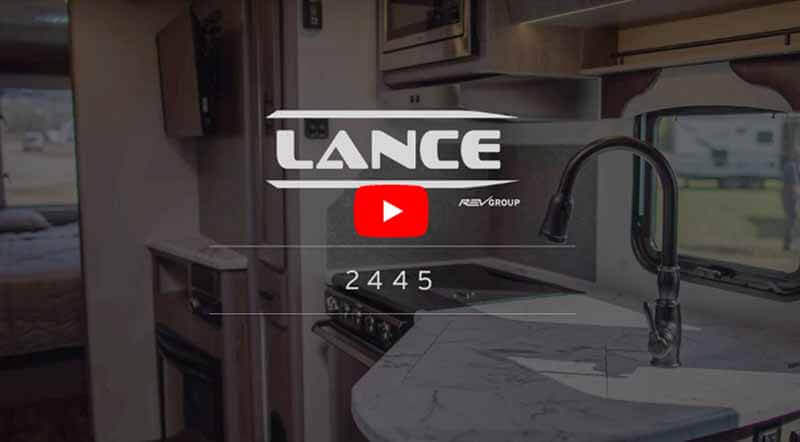 Tour the all-new Lance 2445