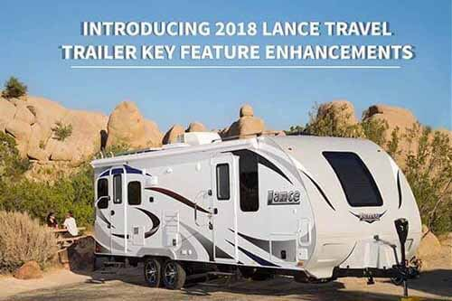 Introducing 2018 Lance Travel Trailer Key Feature