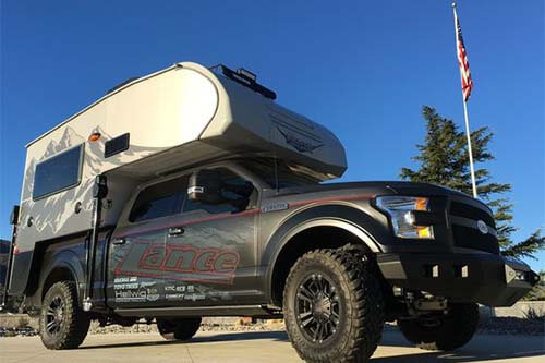 RAD RIG - Check out the 650 Overland Eco-Boost