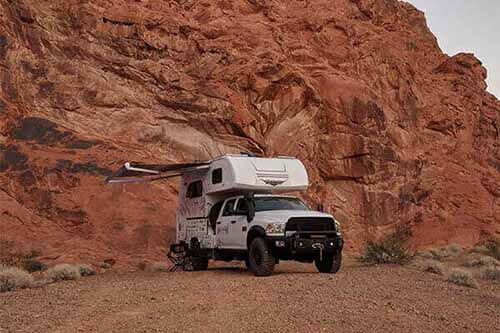 Introducing the #WirthExploring 825 Truck Camper build