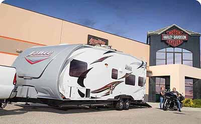 Toy Haulers rv