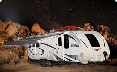Travel Trailers RV
