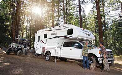 Truck Campers Rv