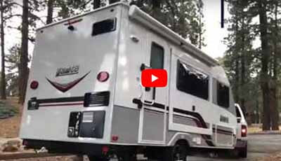 Introducing the New-Look Ultra-Lights Travel Trailers