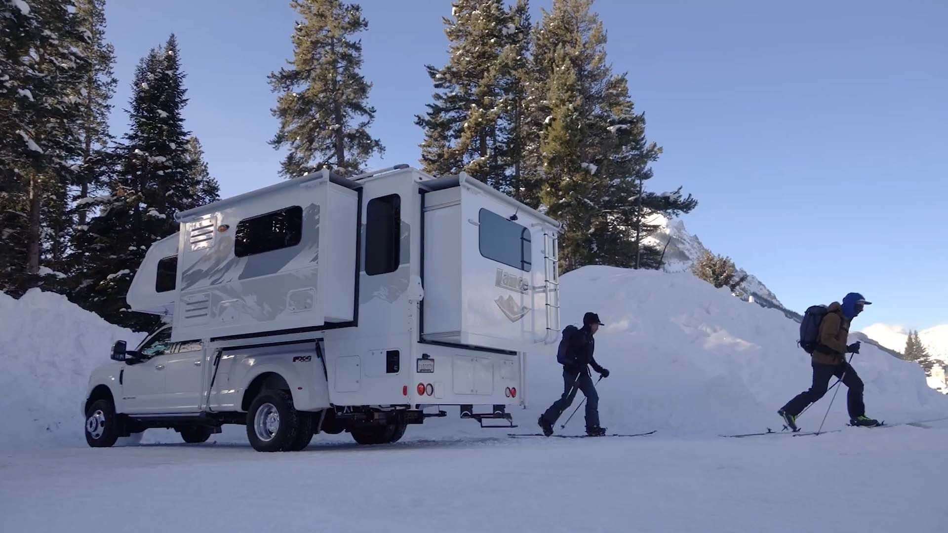 Lance Camper | Truck Campers and Travel Trailers